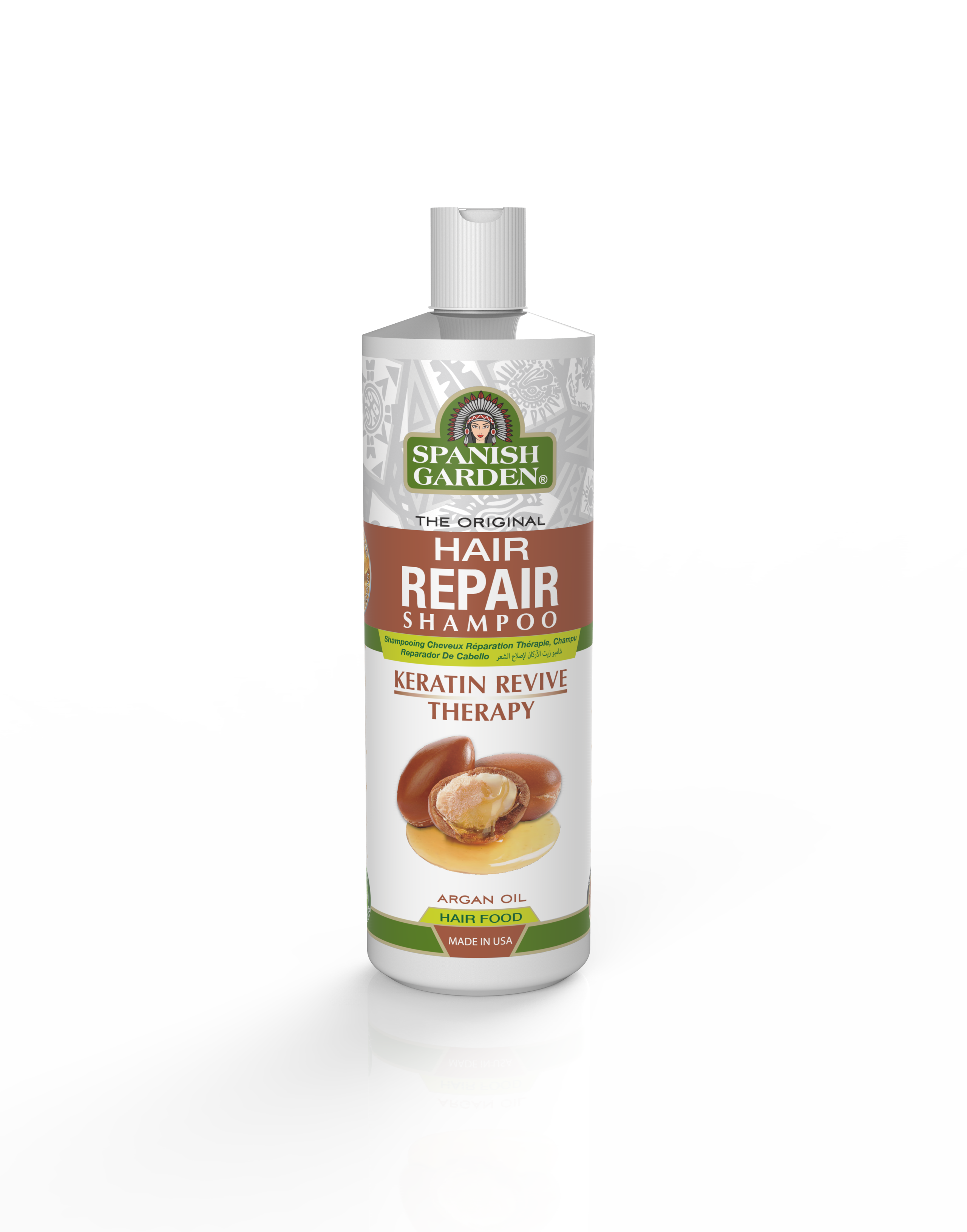 New bottle Shampoo-Hair Repair newF
